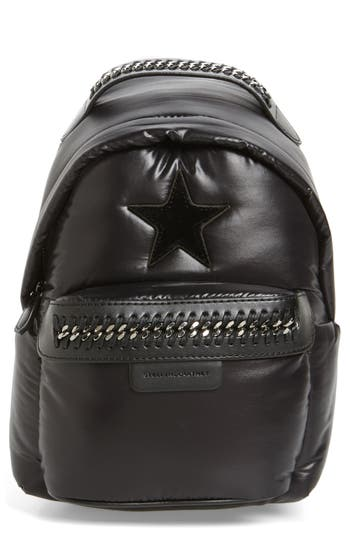 Stella McCartney Mini Falabella Go Star Backpack