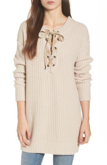 Railes Nicole Lace-Up Sweater