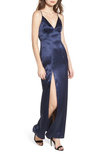 Privacy Please Bridge Maxi Dress