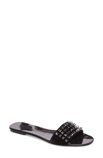 Pedro Garcia Edge Studded Slide Sandal (Women)