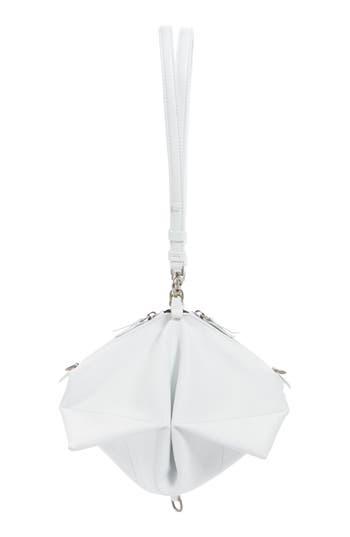 Maison Margiela Mini Leather Magic Collapsible Bag