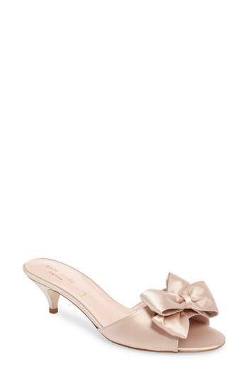 kate spade new york plaza bow mule (Women)