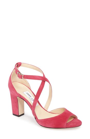 Jimmy Choo Carrie Sandal (Women)