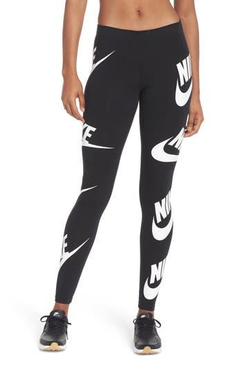 Nike Sportswear Graphic Le..