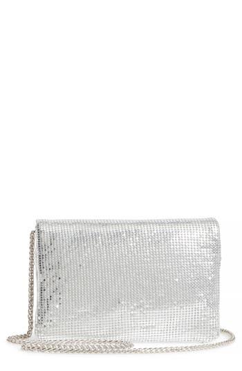 Street Level Metallic Crossbody Bag