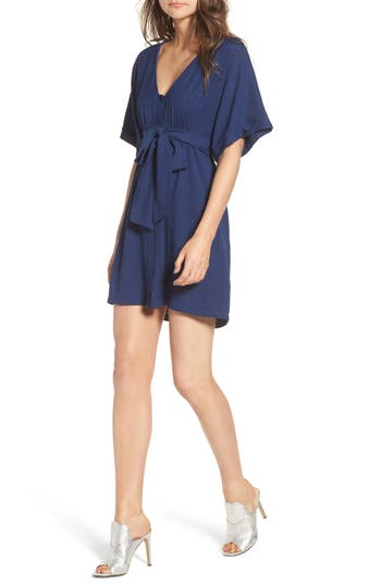 Dolman Sleeve Dress by Storee