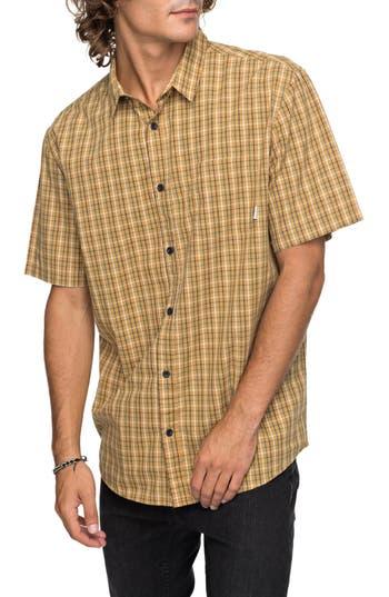 Quiksilver Moon Rythm Short Sleeve Shirt