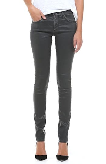 'The Legging' Coated Ankle Jeans, video thumbnail