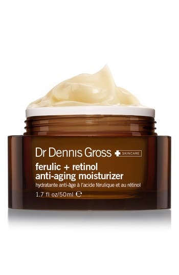 Ferulic + Retinol Anti-Aging Moisturizer,                         Main,                         color, No Color