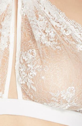 Alternate Image 5  - Mimi Holliday 'Snowdrop' Lace Bralette