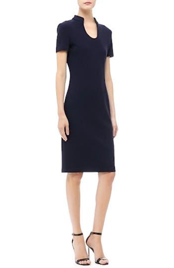 Micro Bouclé Sheath Dress, video thumbnail