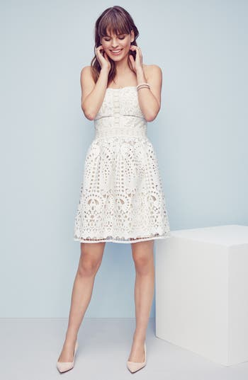Main Image - Adelyn Rae Dress & Accessories