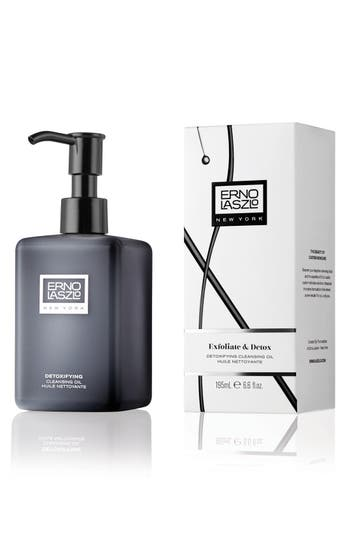 Alternate Image 3  - Erno Laszlo Detoxifying Cleansing Oil