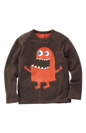 Mini Boden Monster Graphic T Shirt Toddler Nordstrom