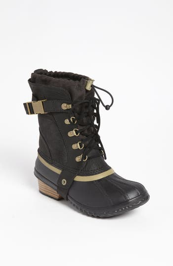Sorel Conquest Carly Short Boot Nordstrom