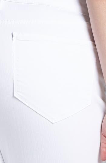 Alternate Image 3  - NYDJ 'Tanya' Cuff Boyfriend Jeans (Plus Size)