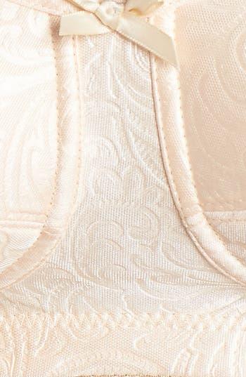 Alternate Image 4  - AMOENA 'Elegant Contours' Soft Cup Bra
