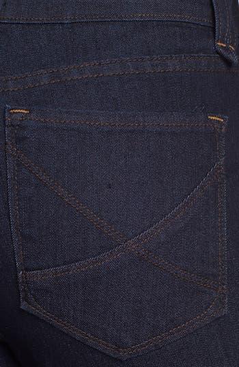 Alternate Image 2  - NYDJ 'Hayden' Stretch Straight Leg Jeans (Resin) (Short)