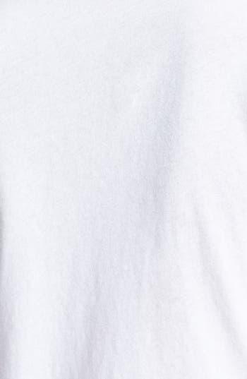 Alternate Image 3  - James Perse Drape Front Blouse