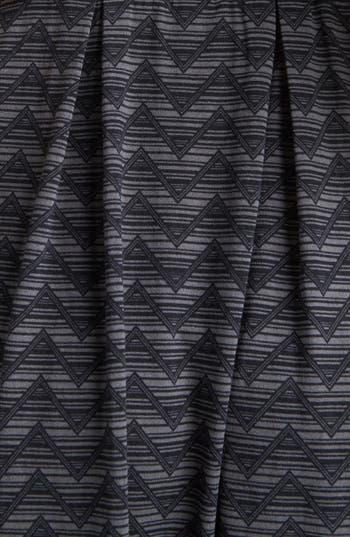 Alternate Image 3  - Mimi Chica Lace Back Shirtdress (Juniors)