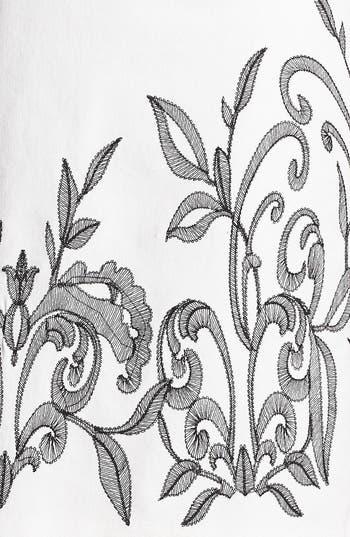 Alternate Image 3  - NIC+ZOE 'Exotic Flowers' Skirt (Petite)