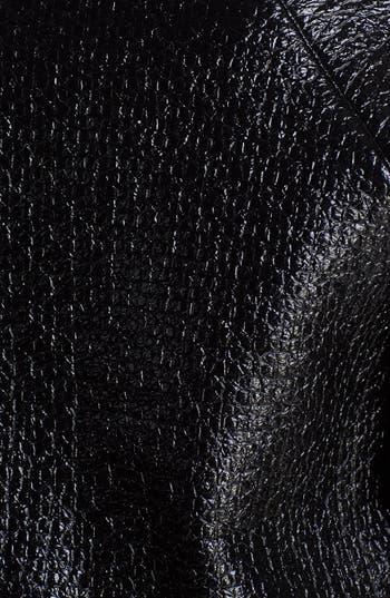 Alternate Image 3  - Theory 'Incline B.' Laminated Sweater