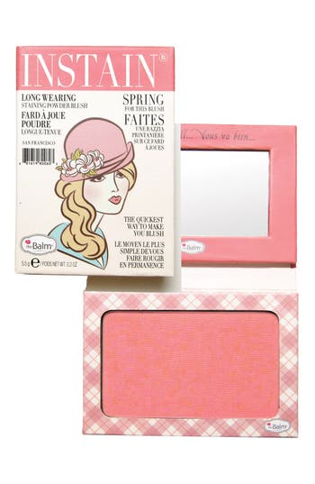 Main Image - theBalm® 'INSTAIN®' Staining Powder Blush