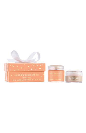 Alternate Image 2  - sara happ® 'Sparkling Peach' Gift Set (Limited Edition)