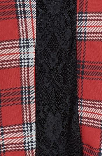 Alternate Image 3  - Lush Lace Inset Camisole (Juniors)