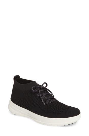 FitFlop ?berknit High Top Sneaker (Women)