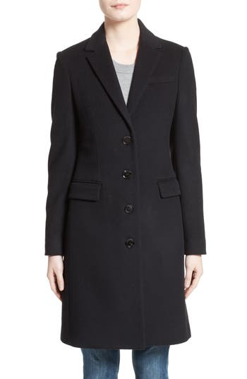 Burberry Sidlesham Wool & ..