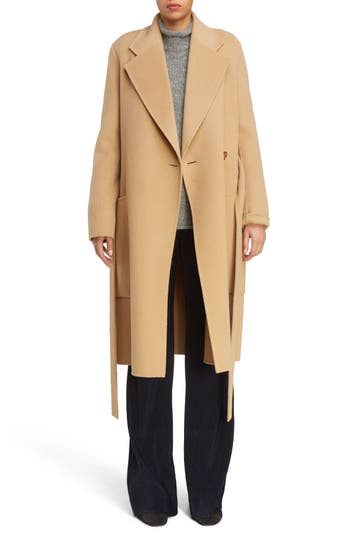 ACNE Studios Carice Double Breasted Coat