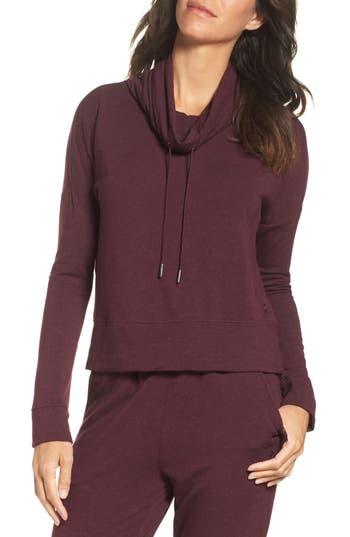 UGG® Funnel Neck Crop Sweatshirt