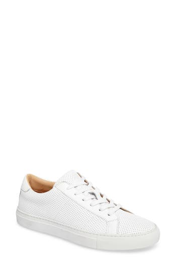 Greats Royale Perforated L..
