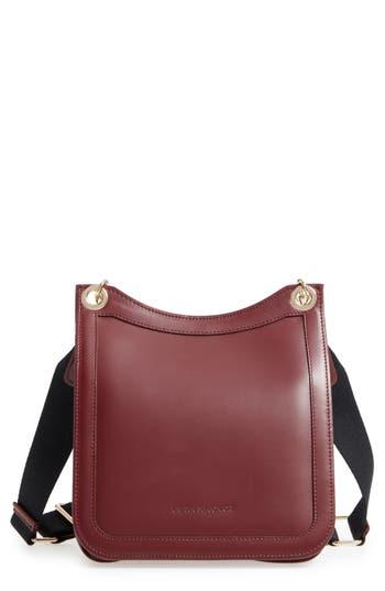 Creatures of Comfort Leather Equestrian Crossbody Bag
