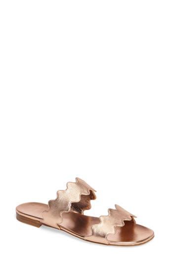 Prada Wave Slide Sandal (Women)
