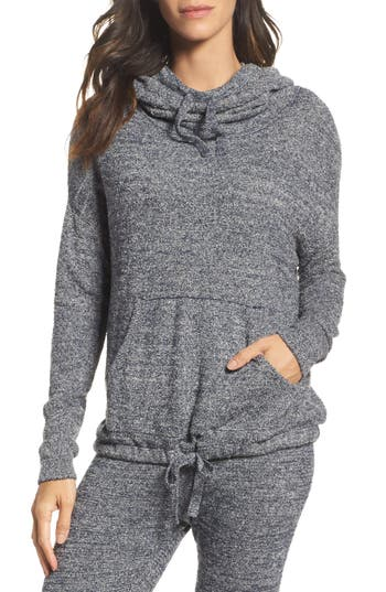 Barefoot Dreams CozyChic Lite Pebble Beach Hoodie