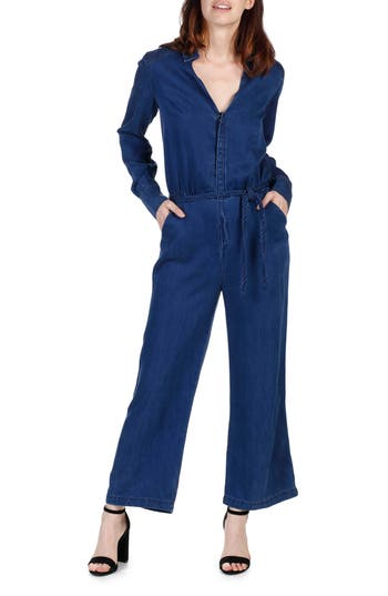 PAIGE Bronte Chambray Jumpsuit