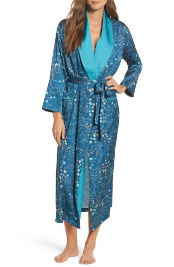 Bed to Brunch Botanical Robe