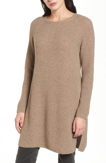 Eileen Fisher Cashmere Knit Long Tunic