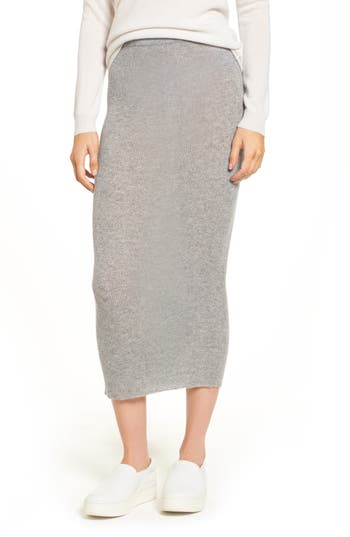James Perse Cashmere Skirt