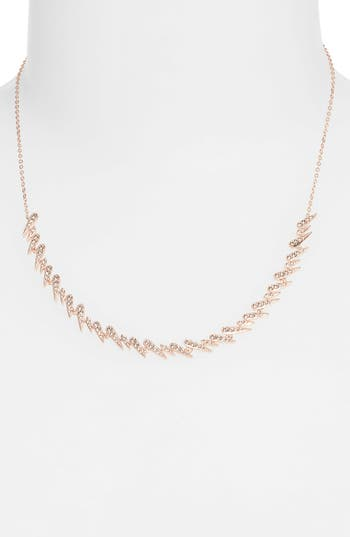 Sparkle Necklace by Nadri
