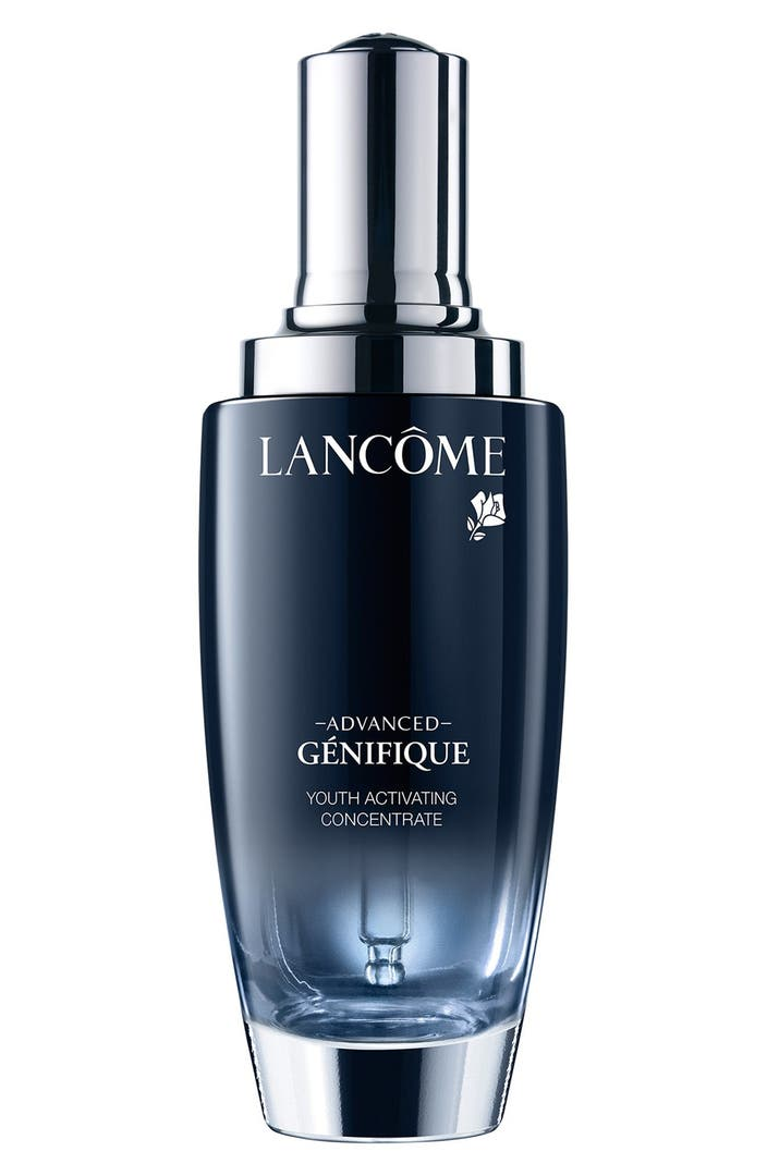 how to use lancome genifique youth activating concentrate