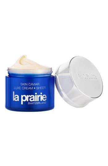 Alternate Image 2  - La Prairie Skin Caviar Luxe Cream Sheer
