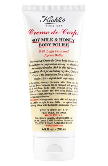Alternate Image 1 Selected - Kiehl's Since 1851 'Creme de Corps' Soy Milk & Honey Body Polish