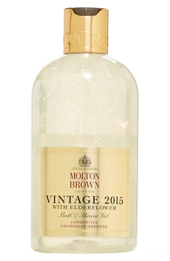 molton brown london 39 vintage 2015 with elderflower 39 bath shower gel nordstrom. Black Bedroom Furniture Sets. Home Design Ideas