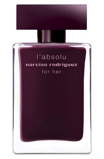 narciso rodriguez 39 for her l 39 absolu 39 eau de parfum nordstrom. Black Bedroom Furniture Sets. Home Design Ideas