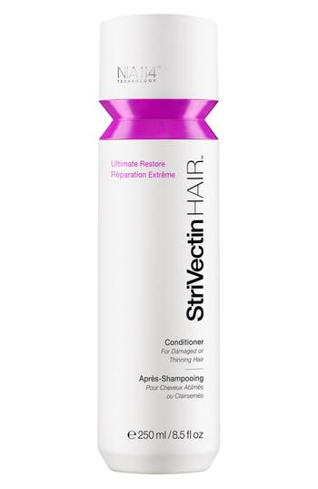 StriVectinHAIR<sup>™</sup> 'Ultimate Restore' Conditioner for Damaged or Thinning Hair,                             Main thumbnail 1, color,                             No Color
