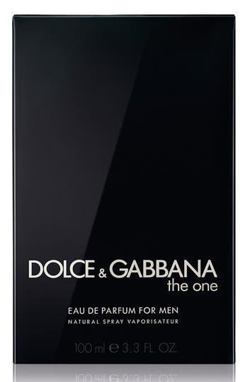 Alternate Image 2  - Dolce&Gabbana Beauty 'The One for Men' Eau de Parfum