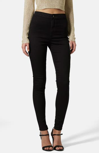 Topshop Joni High Waist An..
